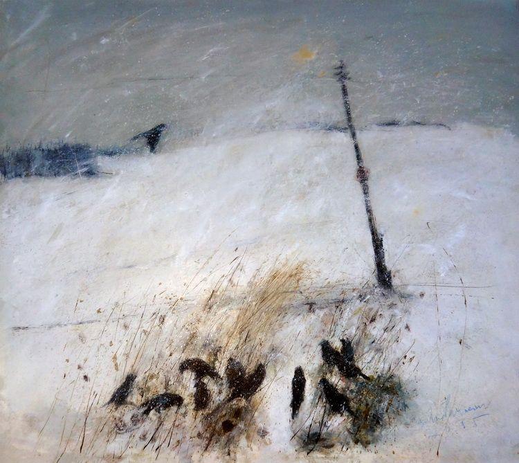 O IARNA DIN TREN - uc, 6270, 2015. Silviu Parascan