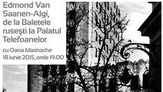 afis conferinta Edmond Van Saanen-Algi2