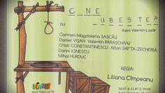 10.07 - 11.07 - Teatru - Cine Iubesvte