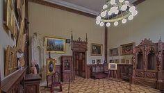 Muzeul Theodor Aman - atelierul - foto Cristian Oprea Oceffner