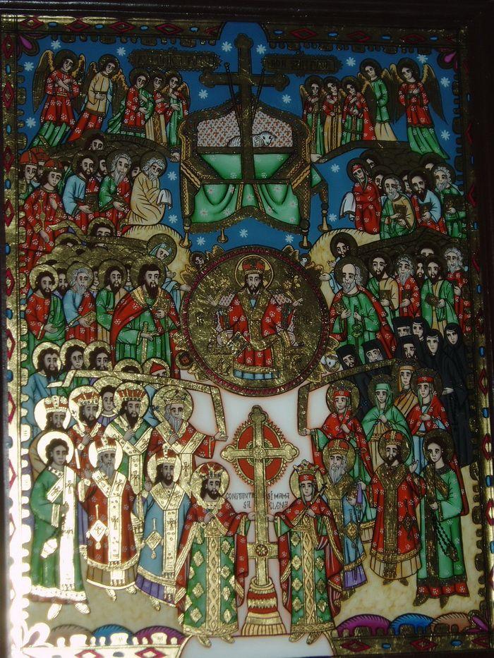 10 Duminica tuturor sfintilor