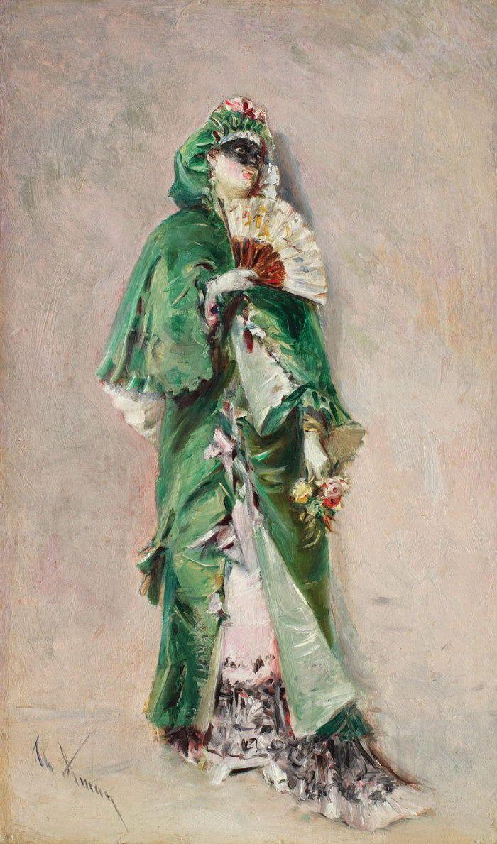 Dominoul verde, Theodor Aman
