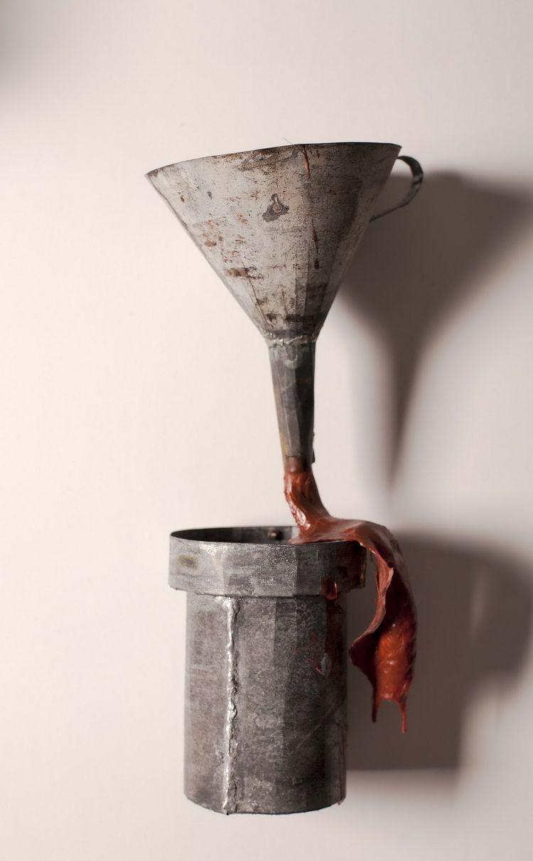 Adrian Moise - Excerice, 2015, Detaliu