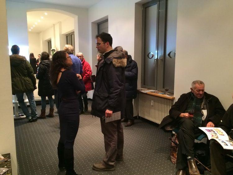 Vernisaj 8 Ianuarie 2015, ICR Berlin_2