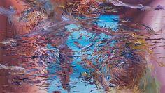 418 Gallery Petrica Stefan INSIDE DELUSION 1, ulei pe panza,  2015