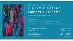 Invitatie Vladimir Setran - Cahiers du Cinema2
