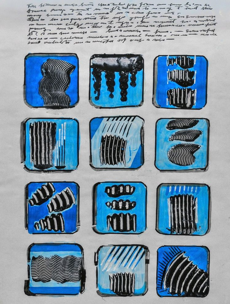 Vladimir Setran - Fara titlu 2 - AnnArt Gallery