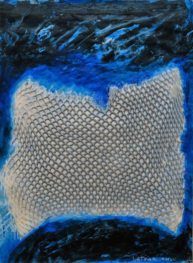 Vladimir Setran - Fara titlu 4 - AnnArt Gallery