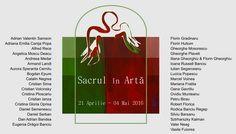 AFIS SACRUL IN ARTA  21 aprilie 201v6