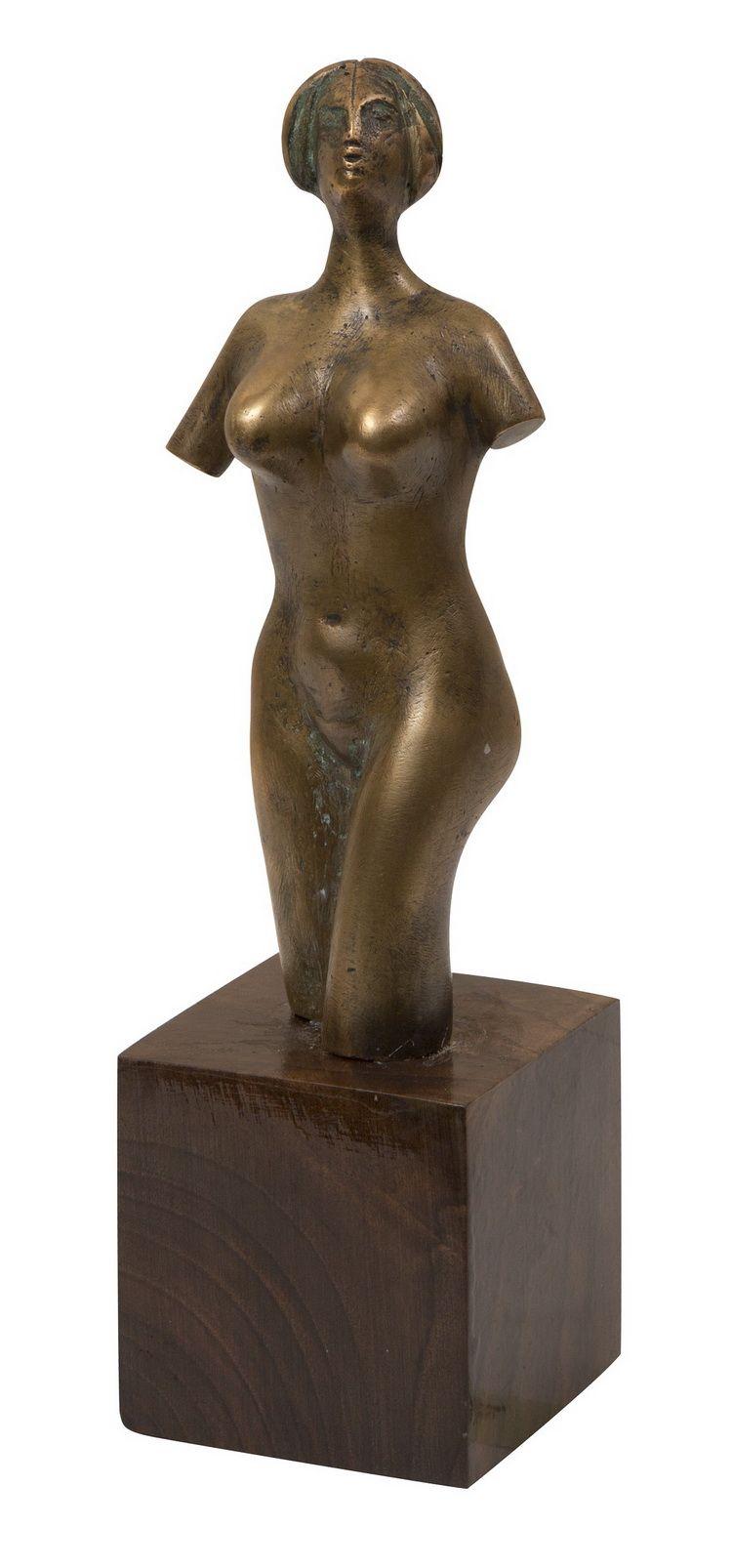 Aurel Contras - Nud