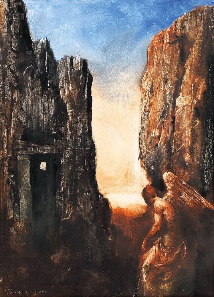 Adrian Ghenie, Enigma