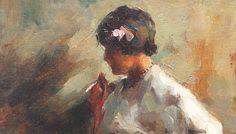Aurel Baesu, Tarancuta cu floarein parr