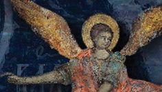 afis In apropierea sfintilor – frescele Manastirii Vacaresti dupa 40 de vani