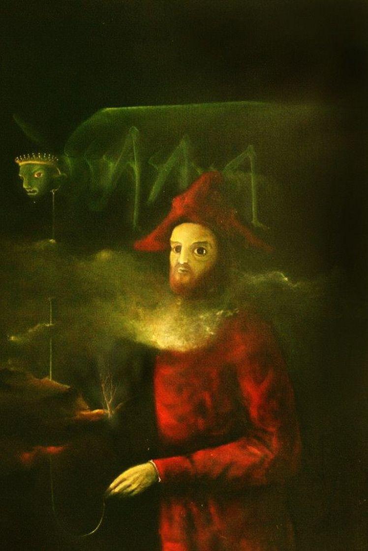 Dresorul regelui Lacusta