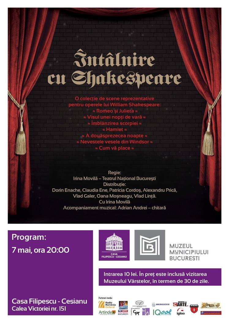 Intalnire cu Shakespeare_7 mai