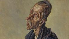 04. George Löwendal - Pensionar de la azilul de batrani, 1933 © Fundația Löwyendal