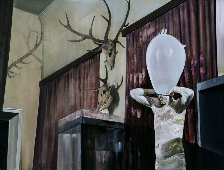 Felix Aftene, The Trophy of Evolution, 2014