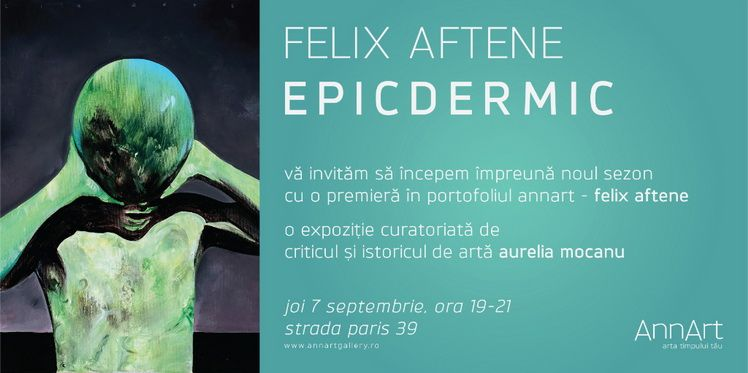 Invitatie Felix Aftene - EpicDermic