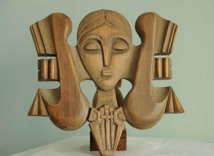 13. Silviu Catargiu, Muzica (lemn)