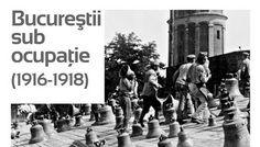 Afis Bucurestii Sub ocupartie