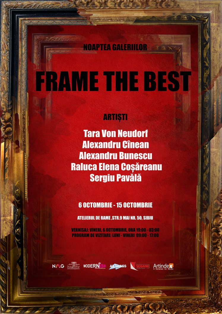 Afis Frame the Best