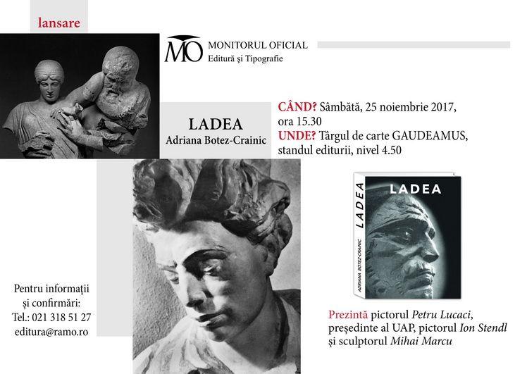 Invitatie LADEA Gaudeamus 2017