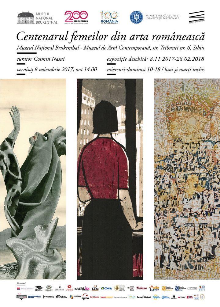 Sibiu Centenarul femeilor din arta romaneasca