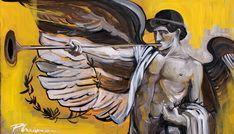Winged Genius_Paula Craioveanu_oil on canvas (2)