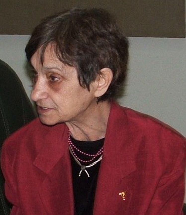 0 a. Mala Bedivan, Fotografia artistei, 4 mai 2007