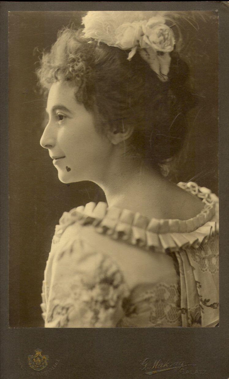 1. Dorothea (Lola) Schmierer-Roth, Fotografia artistei