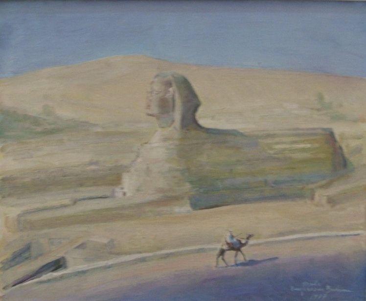 10. Mala Bedivan - Sfinxul