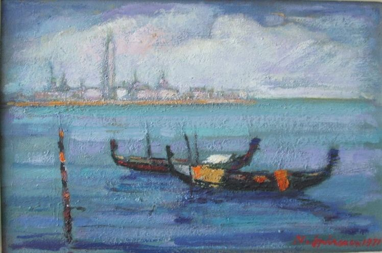 13. Nicolae Spirescu, Venetia (1971)