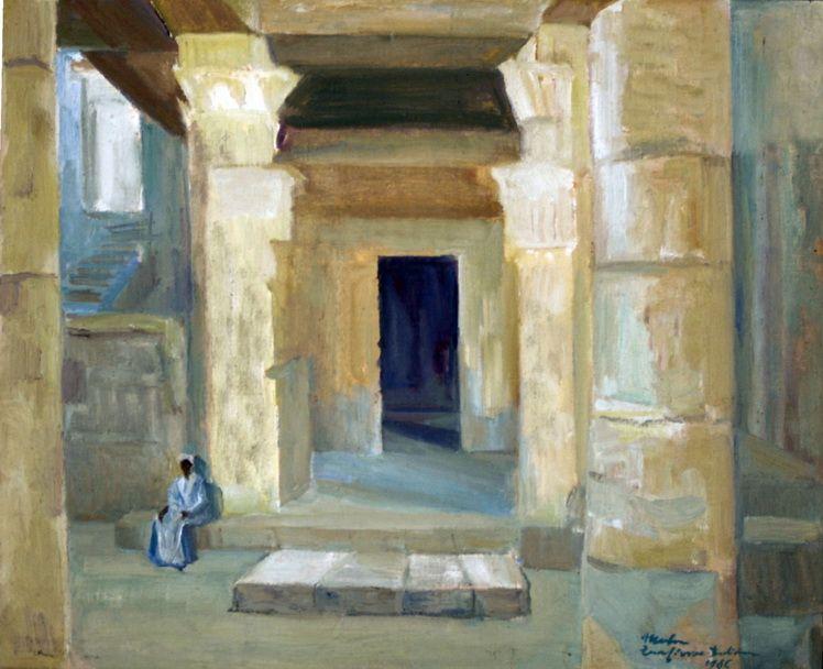 14. Mala Bedivan - Templu Ptolomeic, u.p., 5060