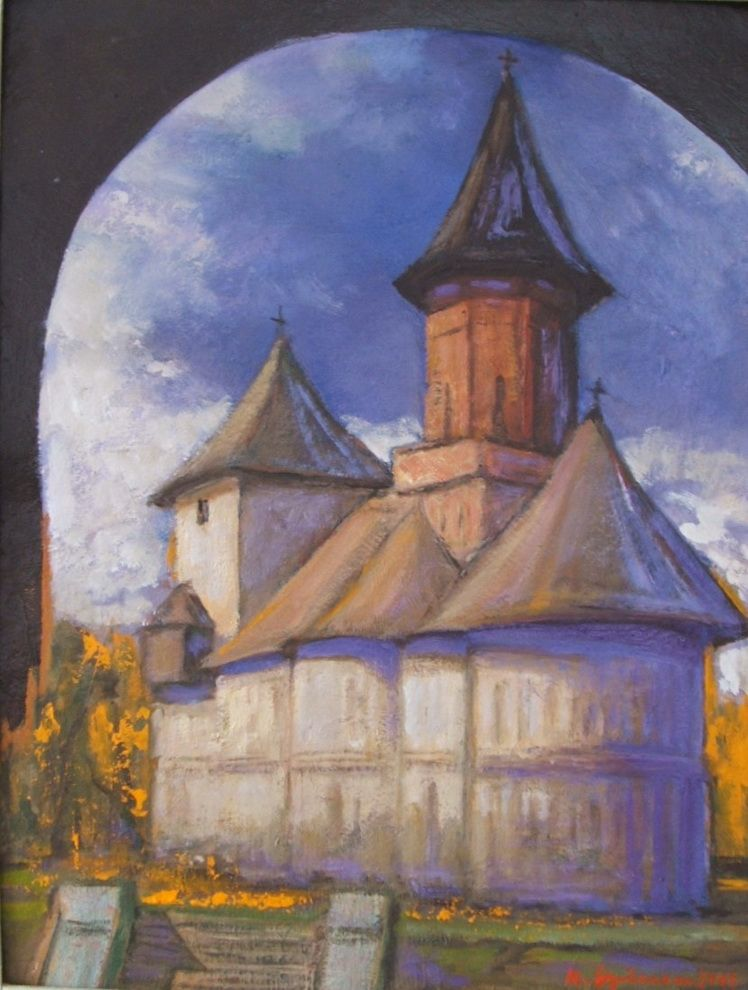 14. Nicolae Spirescu, Biserica Precista (2005)