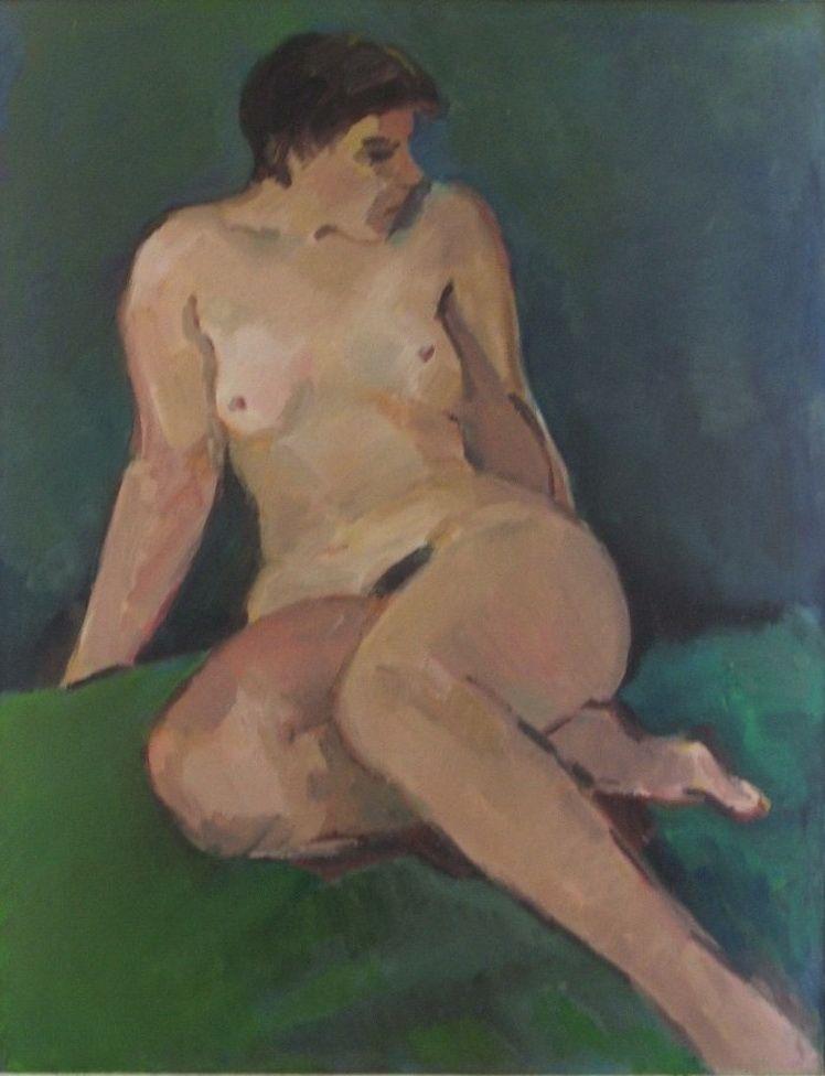 17. Mala Bedivan - Nud