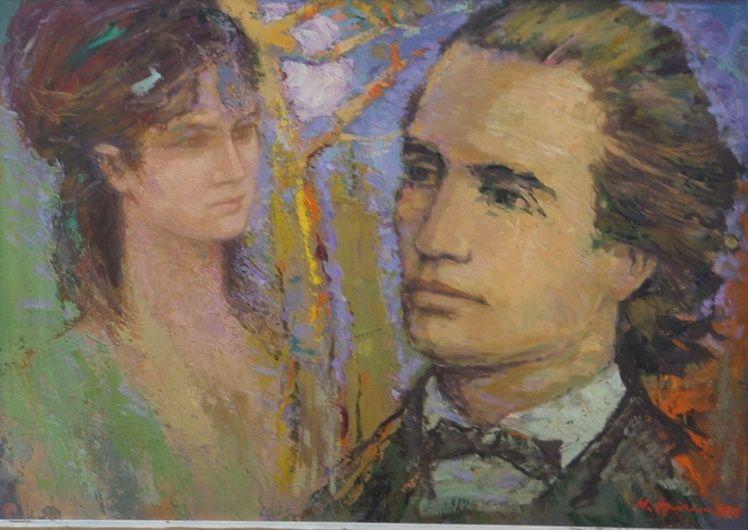 19. N. Spirescu - Mihai si Veronica