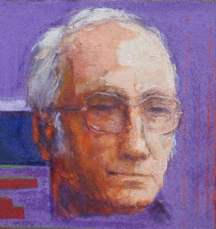 2. Nicolae Spirescu, Autoportret