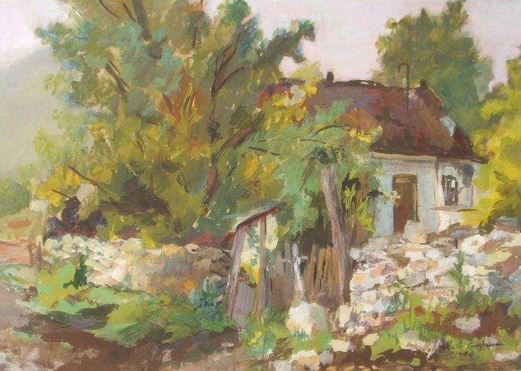 3. Mala Bedivan - Casa la Lupeni