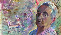 5. Dorothea (Lola) Schmierer-Roth, Femeie in semiprofil (Autoportret2)
