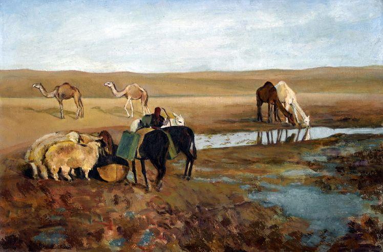 5. Mala Zamfirescu-Bedivan - Oaza in desert