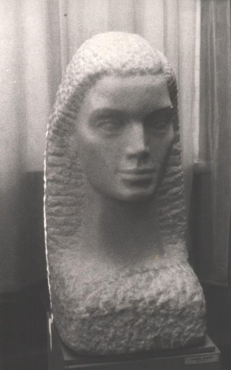 6. Marcel Grosu, Portret, 1963