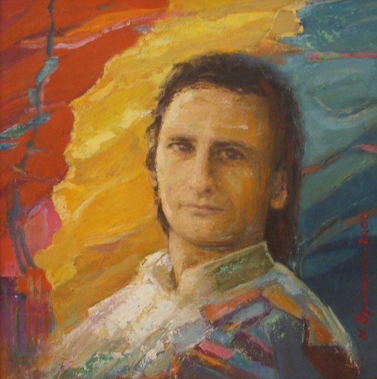 9. Nicolae Spirescu, Poetul Grigore Vieru