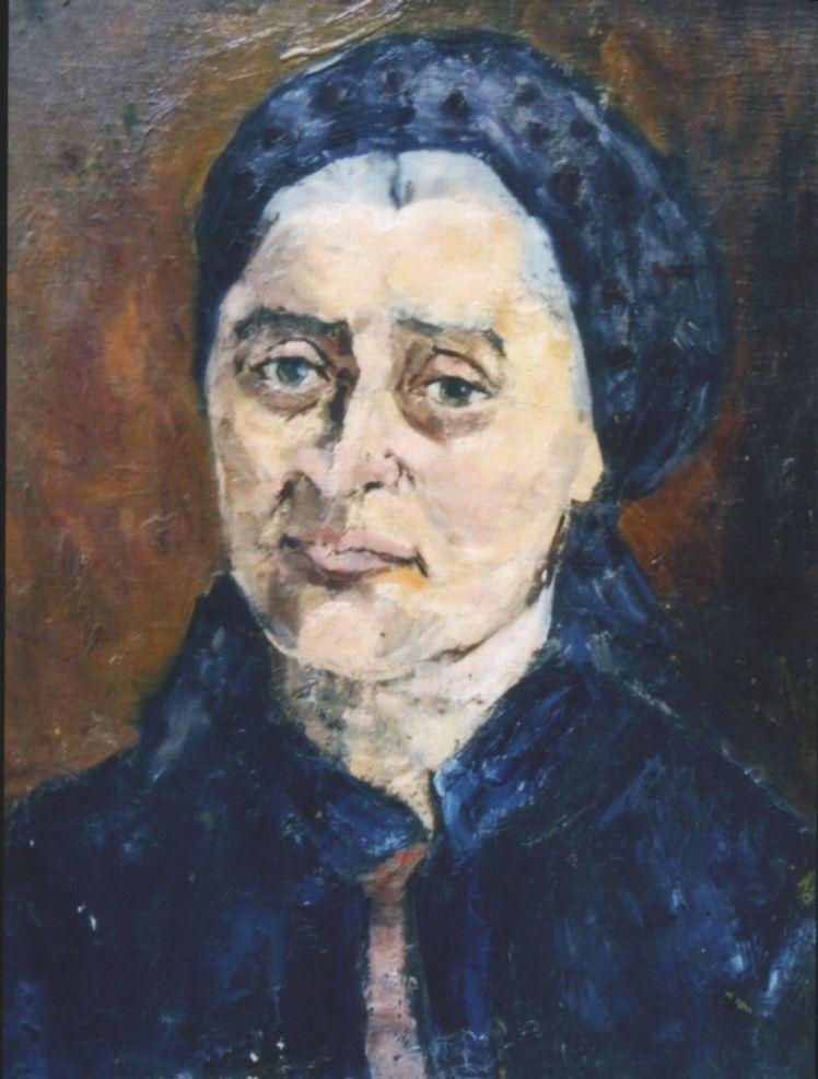 G. H. 16. Gina Hagiu, Mamaia