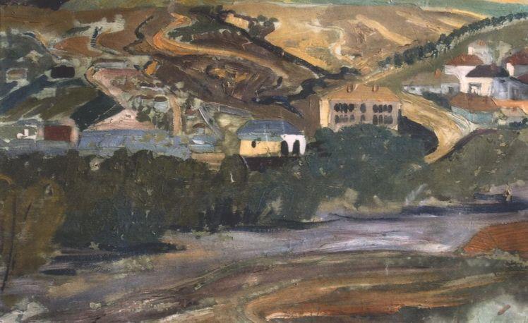 G. H. 2. Gina Hagiu, Tg. Bujor, Panorama