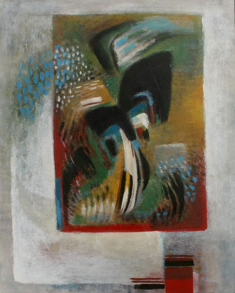 10. Eugen Holban, Urme draco-dacice, u.p., 68x50 cm