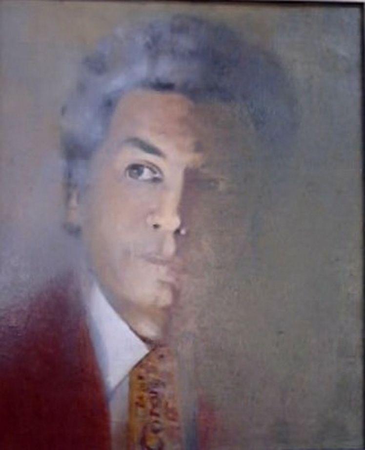 2. Gheorghe Mihai-Coron, Autoportret