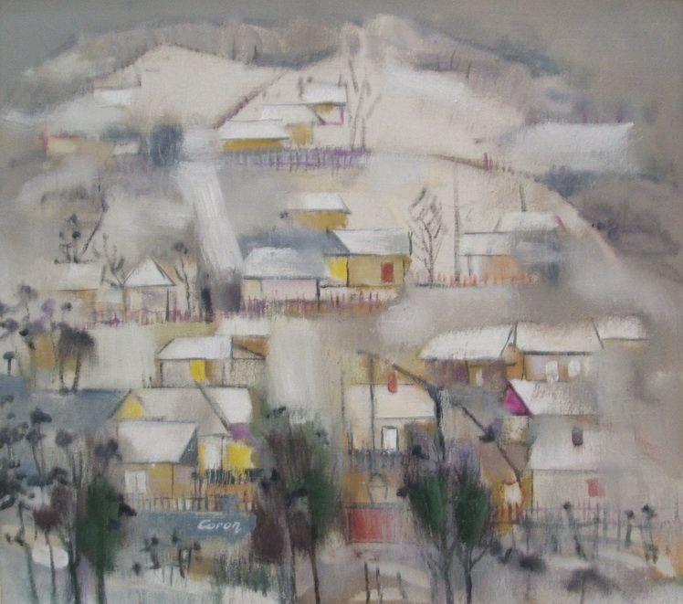3. Gheorghe Mihai-Coron, Iarna