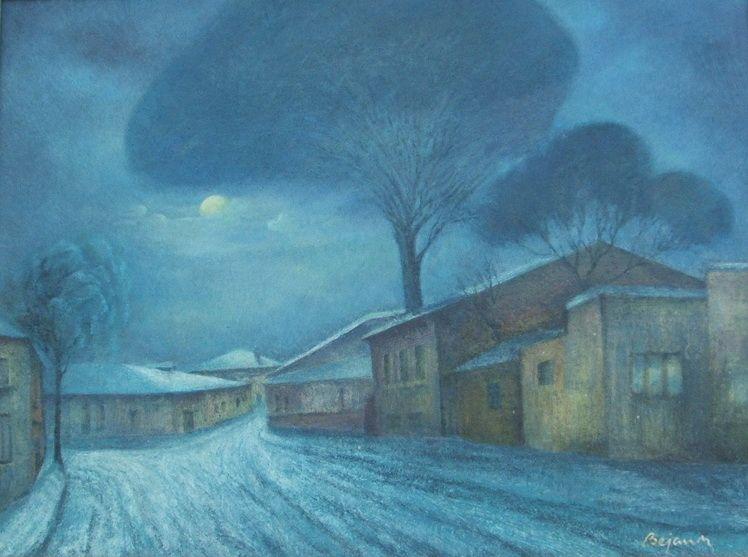 10. Marcel Bejan - Farmecul noptii de iarna (f)